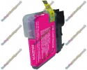 Premium Quality Brother LC1100 / LC980 Compatible Magenta Ink Cartridge