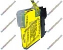 Premium Quality Brother LC1100 / LC980 Compatible Yellow Ink Cartridge
