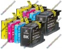 2 Set of Premium Quality High Capacity Brother LC1280XL Compatible Multipack Ink Cartridges (267ml)