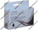 High Quality Canon CLI-521BK Compatible Black Ink Cartridge (With Chip)