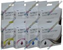 2 Set of High Quality T0615 Compatible Multipack Ink Cartridges for Epson - T0611->T0614