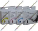 1 Set of High Quality T1285 Compatible Multipack Ink Cartridges for Epson - T1281->T1284