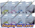 2x Full Set of 4 High Quality Compatible HP 364XL High Capacity Multipack Ink Cartridges with Chip show Ink Level 138ml