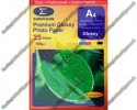 180gsm Gloss A4 Premium Glossy Photo Paper (Pack of 25) Sumvision