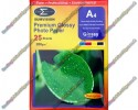 260gsm Gloss A4 Premium Glossy Photo Paper (Pack of 25 Sheets) Sumvision